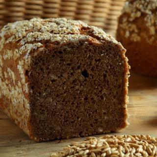 Brot des Monats März: Hafer Gerste Brot
