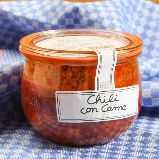 Glas Chili con Carne 400 ml