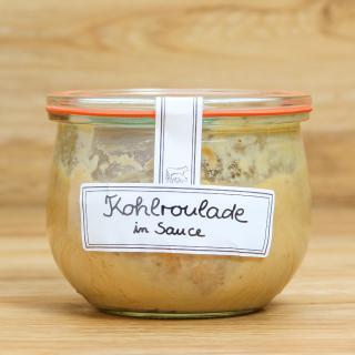 Glas Kohlrouladen in Sauce 400 ml