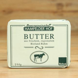 Butter Hamfelder Hof Sauerrahm 250 g