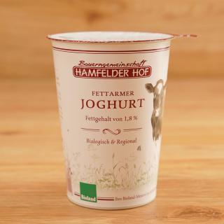 Hamfelder Joghurt 1,8 % natur 500 g