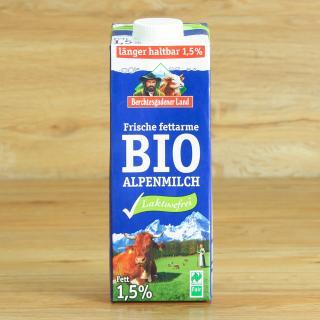 Laktosefreie Fettarme Milch 1,5 % 1 l
