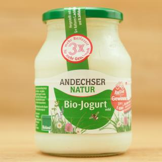 Joghurt And. 3,8 % natur 500 g