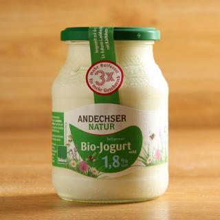 Joghurt And. 1,8 % natur 500 g