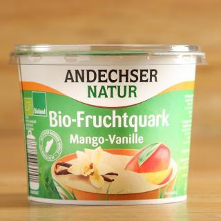Fruchtquark Mango-Vanille 20 % 450 g
