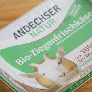 Ziegenfrischkäse 65% 150 g Andechser