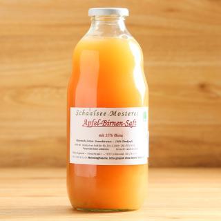Apfel Birnen Saft Schaalsee