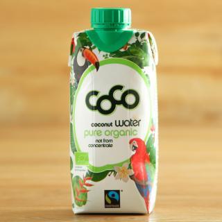 Kokoswasser grüne Nuss 0,33 L