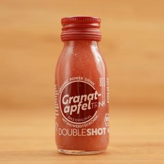 DoubleShot Granatapfel Trink