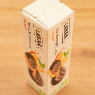 Jaffa Soft Cake Orange