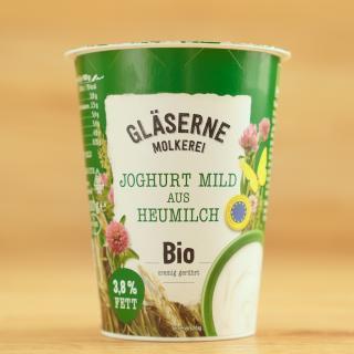Joghurt natur Heumilch 3,8 % 400 g