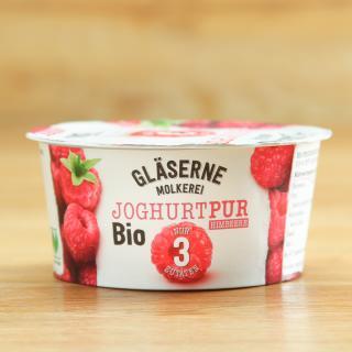Joghurt pur Himbeere 3,8 % 150 g