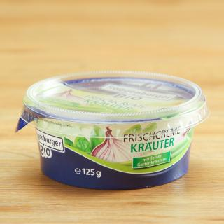 Frischcreme Kräuter 125 g