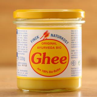 Ghee original Ayurveda 220 g