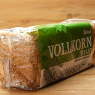 Toastbrot, Weizenvollkorn, 500 g