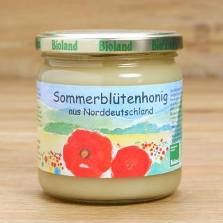 Honig Sommerblüte Klinker  500 g