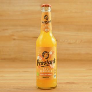 Orange & Maracujaschorle Proviant 0,33 l