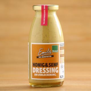 Honig Senf Dressing