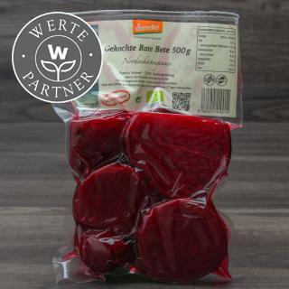 Rote Bete gekocht & vakuumiert 500 g