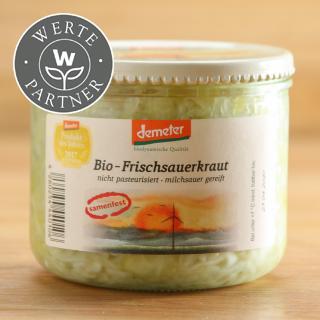 Frischsauerkraut aus Dithmarschen