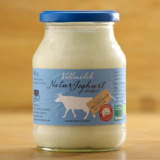 Joghurt 4 Jahreszeiten stichfest 500 g Glas