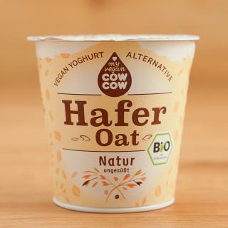 Cow Cow - Hafer Natur Joghurt