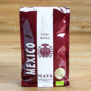 Maya Kaffee Bohne