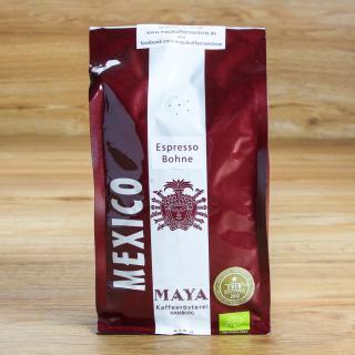 Maya Espresso Bohne