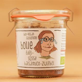 Bolle - Zwiebel Balsamico Konfitüre