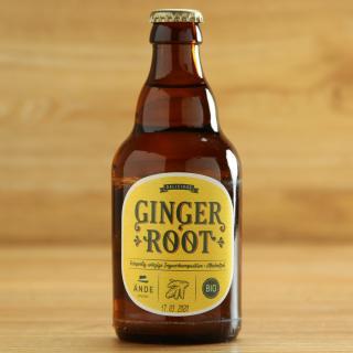 Ginger Root alkoholfrei 0,33 L