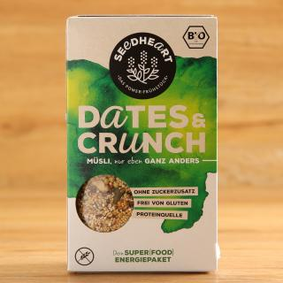Dates & Crunch Müsli seedheart