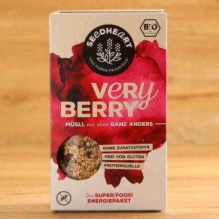Very Berry Müsli seedheart