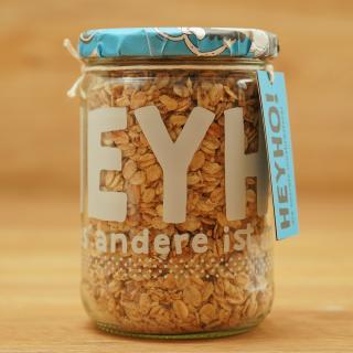 Granola Saltcity Original Premium Müsli