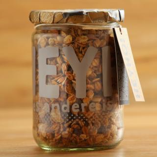 Granola Peanut Power Müsli