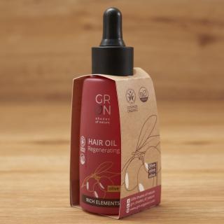 Haaröl Olive