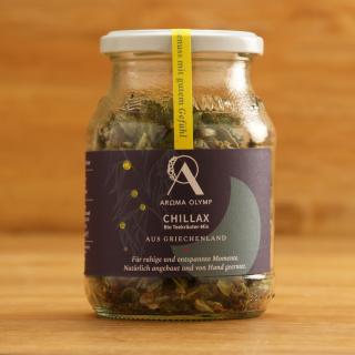 Chillax - Teekräuter-Mix