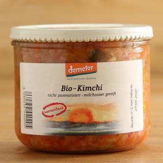 Kimchi aus Dithmarschen