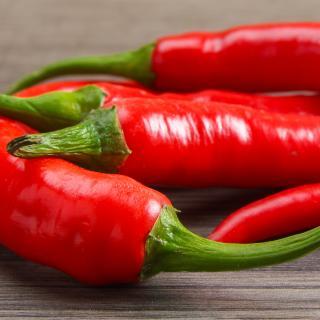 Peperoni rot und mittelscharf Wulksfelde