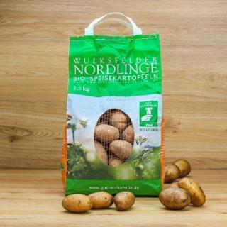 Kartoffeln festkochend 1,5 kg Wulksfelde