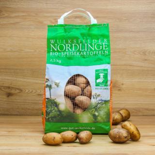 Kartoffeln mehlig kochend 2,5 kg Wulksfelde