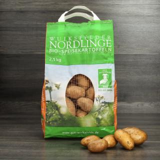 Kartoffeln festkochend 2,5 kg Wulksfelde