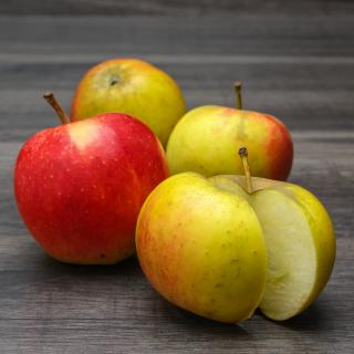 Äpfel Jona Gold