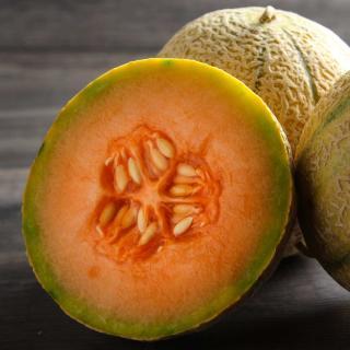 Honigmelone Cantaloupe