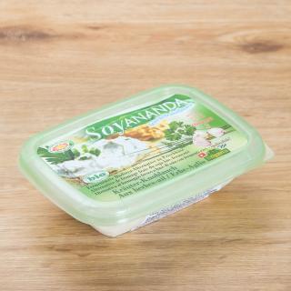 Frischkäsealternative Kräuter vegan
