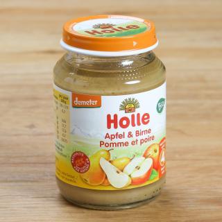 Babygl. Apfel & Birne 190 g