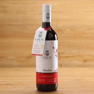 Merlot o.Schwefel rot trocken 0,75l Giol