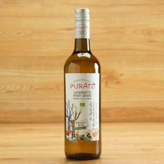 Cataratto Pinot Grigio weiß 0,75L Purato