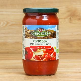 Tomaten geschält 660 g