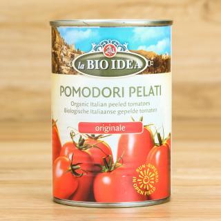 Tomaten ganz geschält  400 g