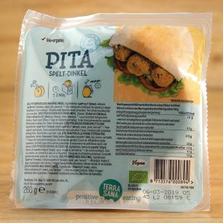 Pita Taschen Dinkel 4 Stk.